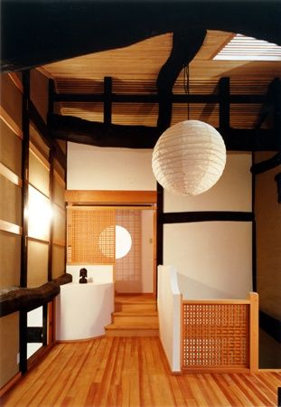 japan modern interior with traditional elements japan