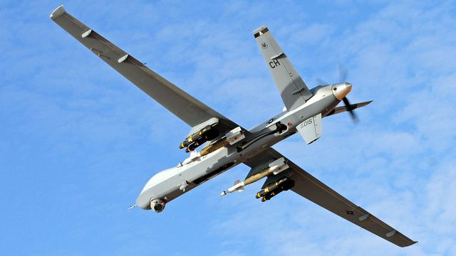 The Terrifying Reaper That Shoots Hellfire From 50,000