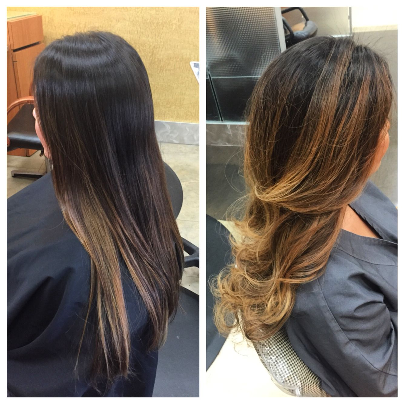 Balayage By Elle At Tacoma Gene Juarez Hairbyelle Hair Beauty