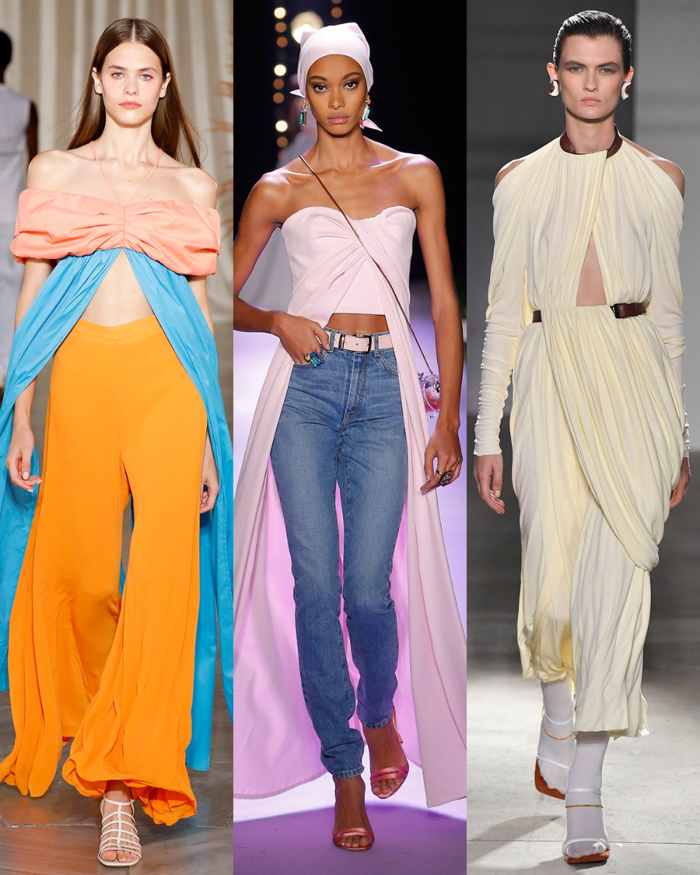 5 Fashion Week Trends You Need to Know for Spring 5  Fashion