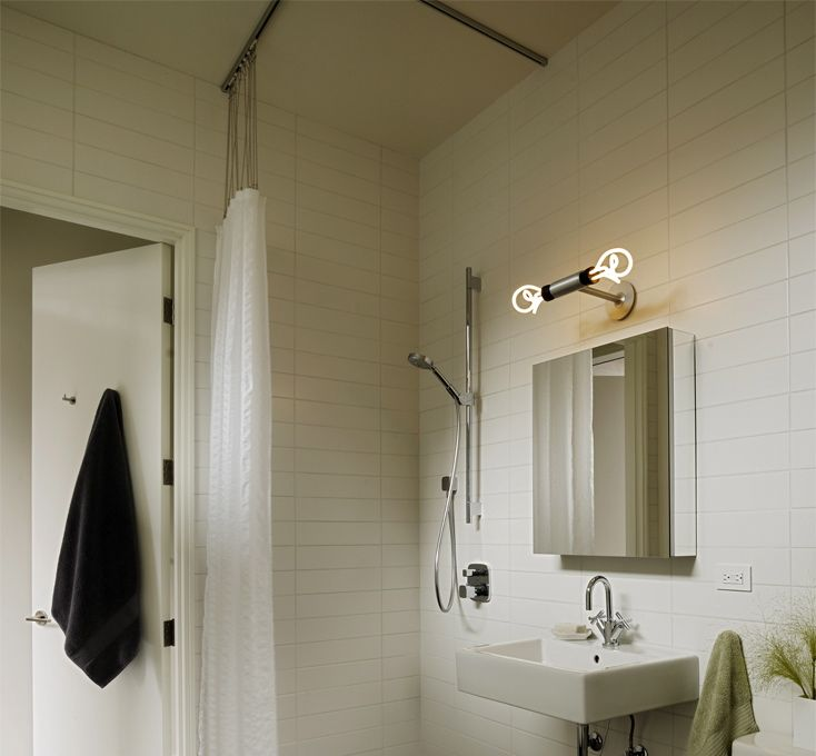 Bathroom Lighting Remodelista: Steal This Look: A Modern Bathroom In Sonoma