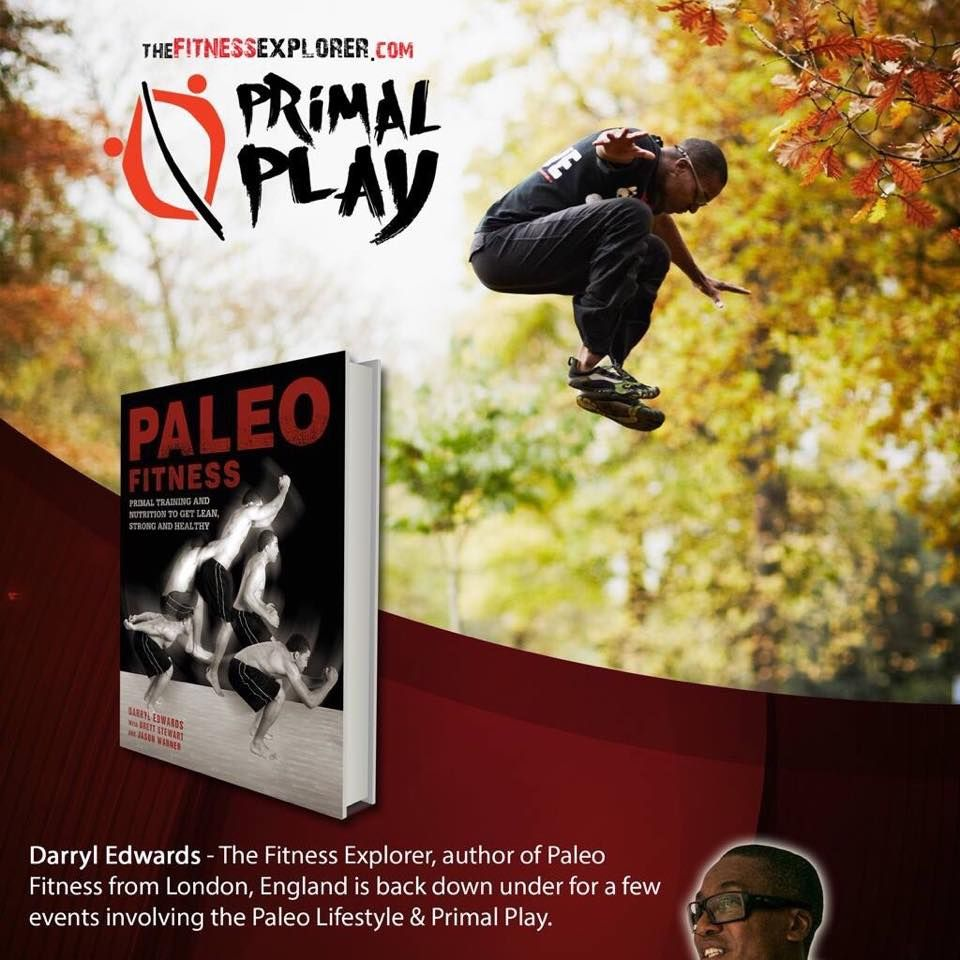 Come out and play with the family at the Primal Playshop tomorrow in Maroochydore, Sunshine Coast and in Brisbane : Saturday 21 March with a #Paleo lifestyle Q&A.  Book tickets here: http://bit.ly/PP-SunshineCoast & http://bit.ly/PP-Brisbane1