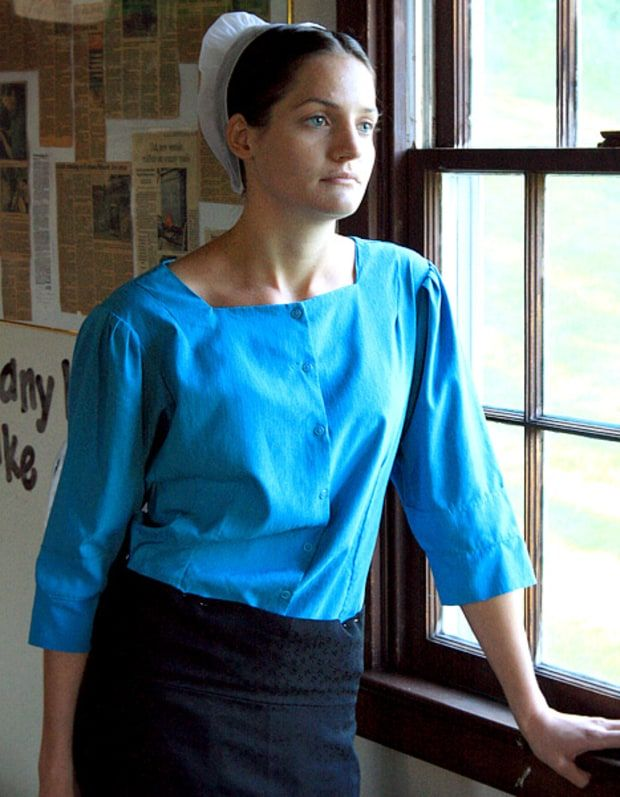 Breaking Amish's Kate Stoltzfus Maxim Pictures: Star's ...