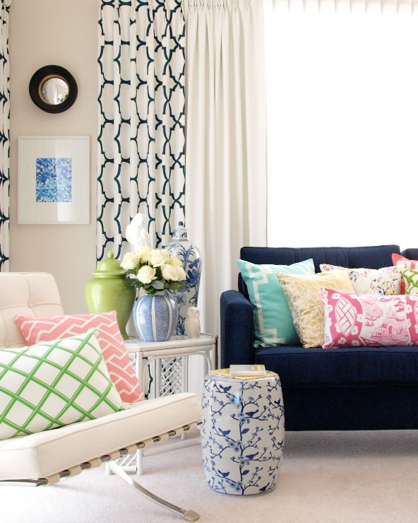 Drapes For Formal Living Room: Portfolio - Considering These Drapes For