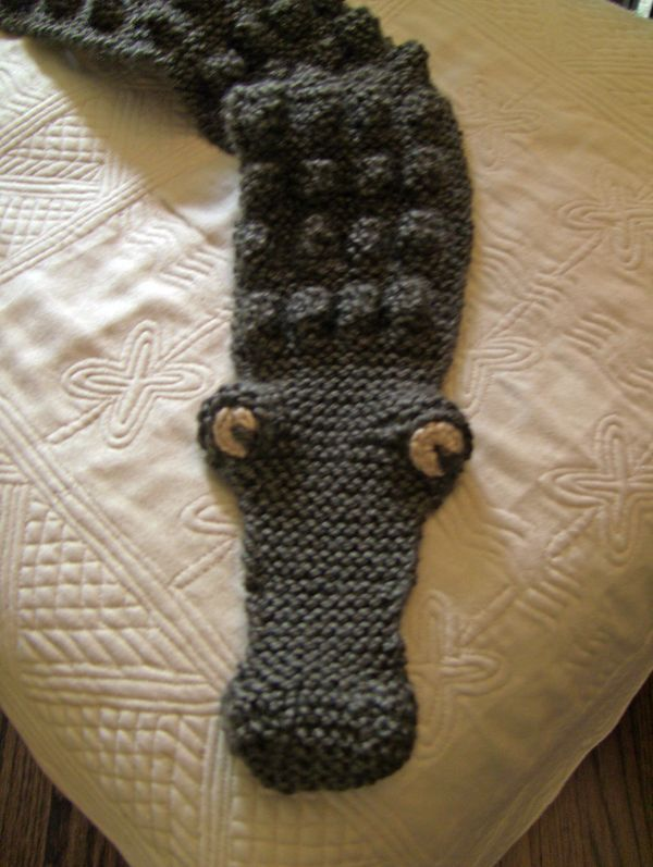 Bah Alligator Scarf Costumes And Cute Gear Pinterest