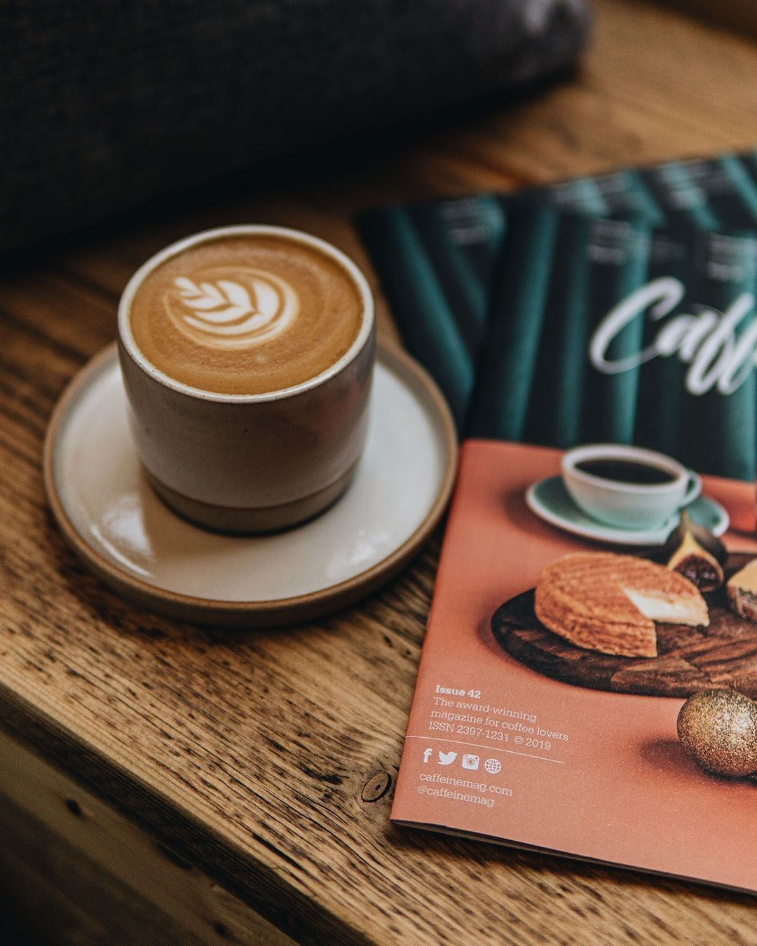 "The Coffee Lovers' Magazine on Instagram: ""Have you managed to get your hands on our winter issue? Grab yours before the next issue comes out, so you don't miss out on any content!…"" #coffeedate"