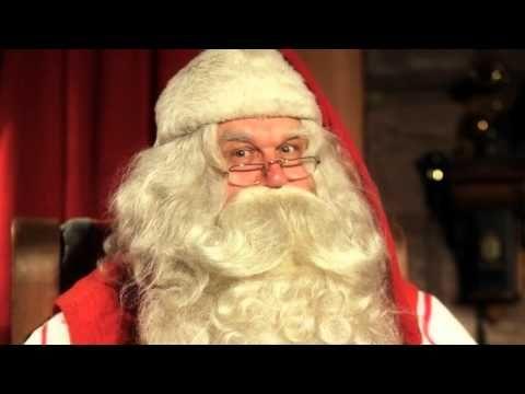 Video Com Saudacao Do Papai Noel Com Imagens Papai Noel Pai Natal