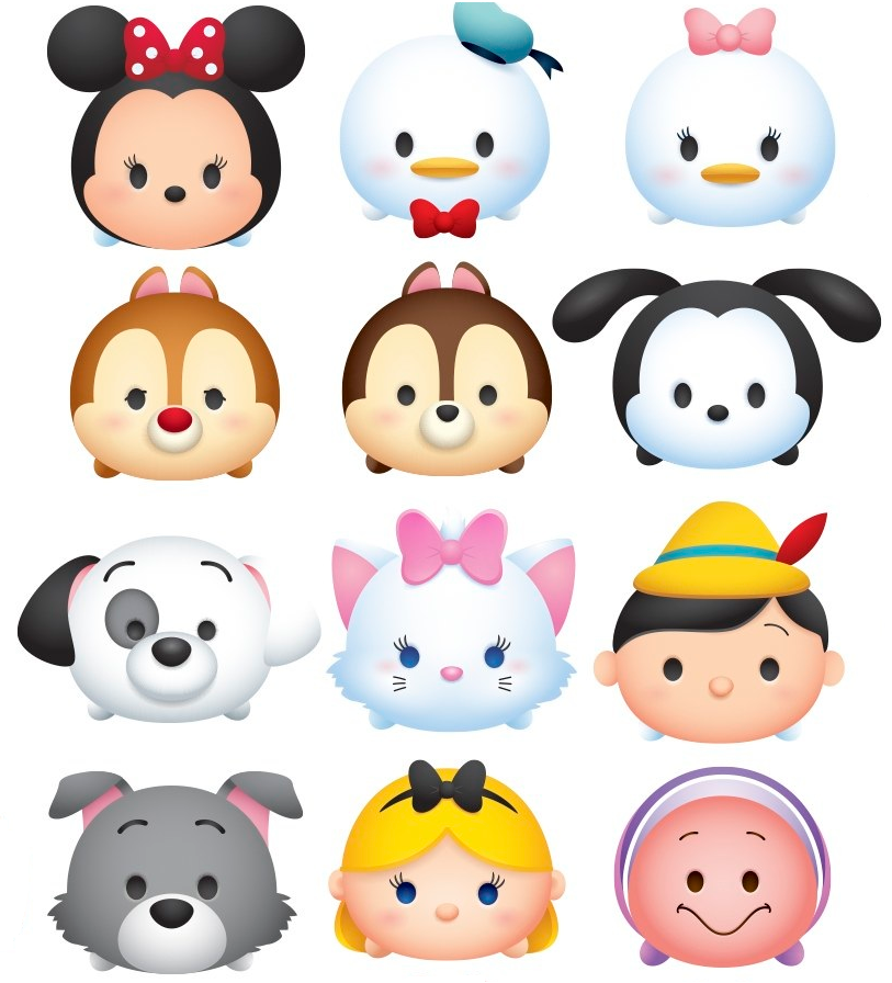 This is a picture of Impeccable Tsum Tsum Free