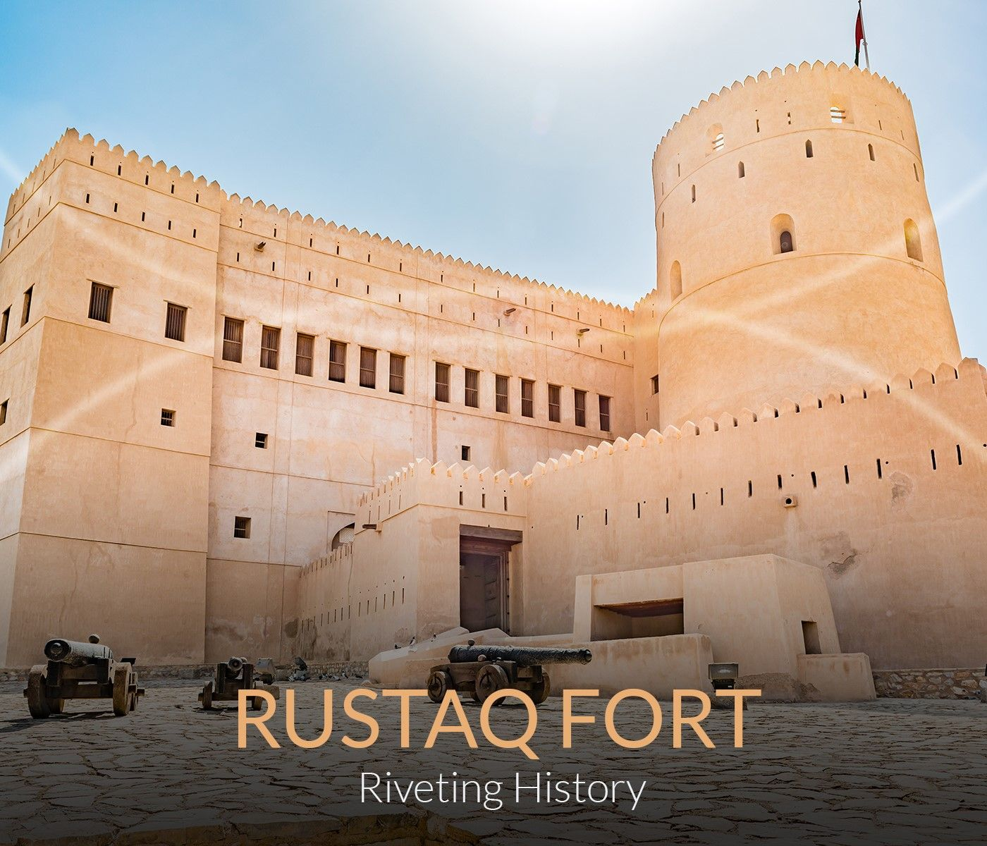 Re Live The Omani History At Rustaq Fort Only An Hour Drive From Resort Dunesbyalnahda Luxuryresort Muscat Oman Knowoman Fort