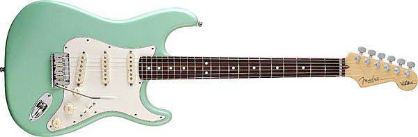 La stratocaster de Jeff Beck