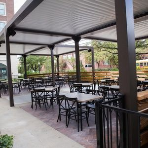 The 9 Best New Outdoor Restaurant Patios To Enjoy Fallu0027s Cooler Temps In  Houston