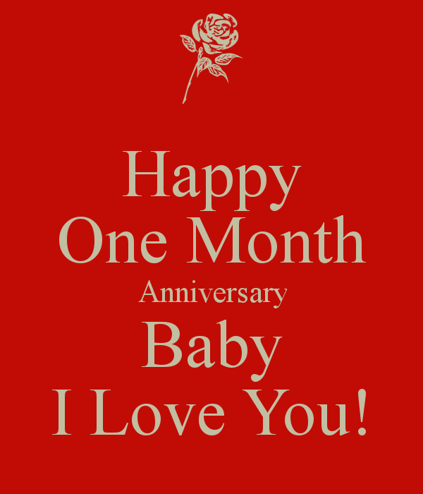 One Month Anniversary Quotes Quotesgram One Month Anniversary Quotes Happy One Month Anniversary Quotes