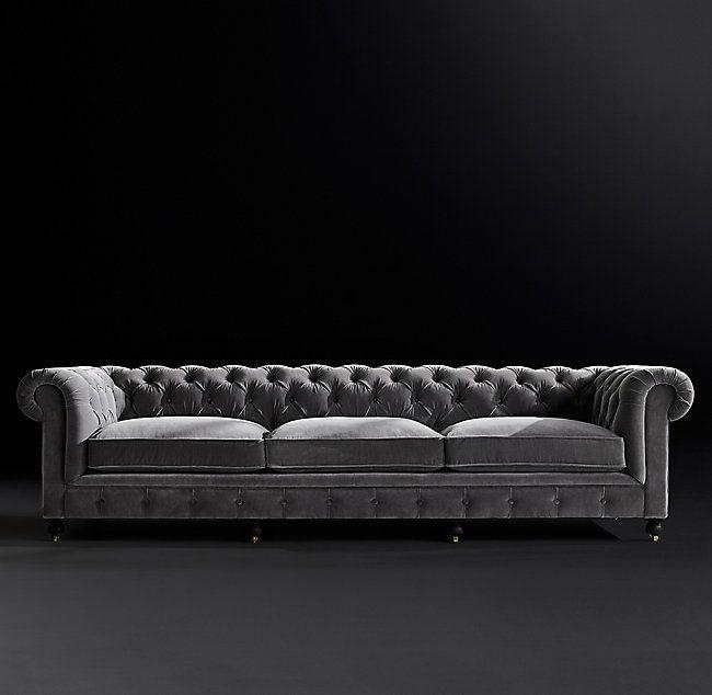 Chesterfield Sofa History Design And Choices Ev Icin Ev Ic Mekanlari Ic Mekan