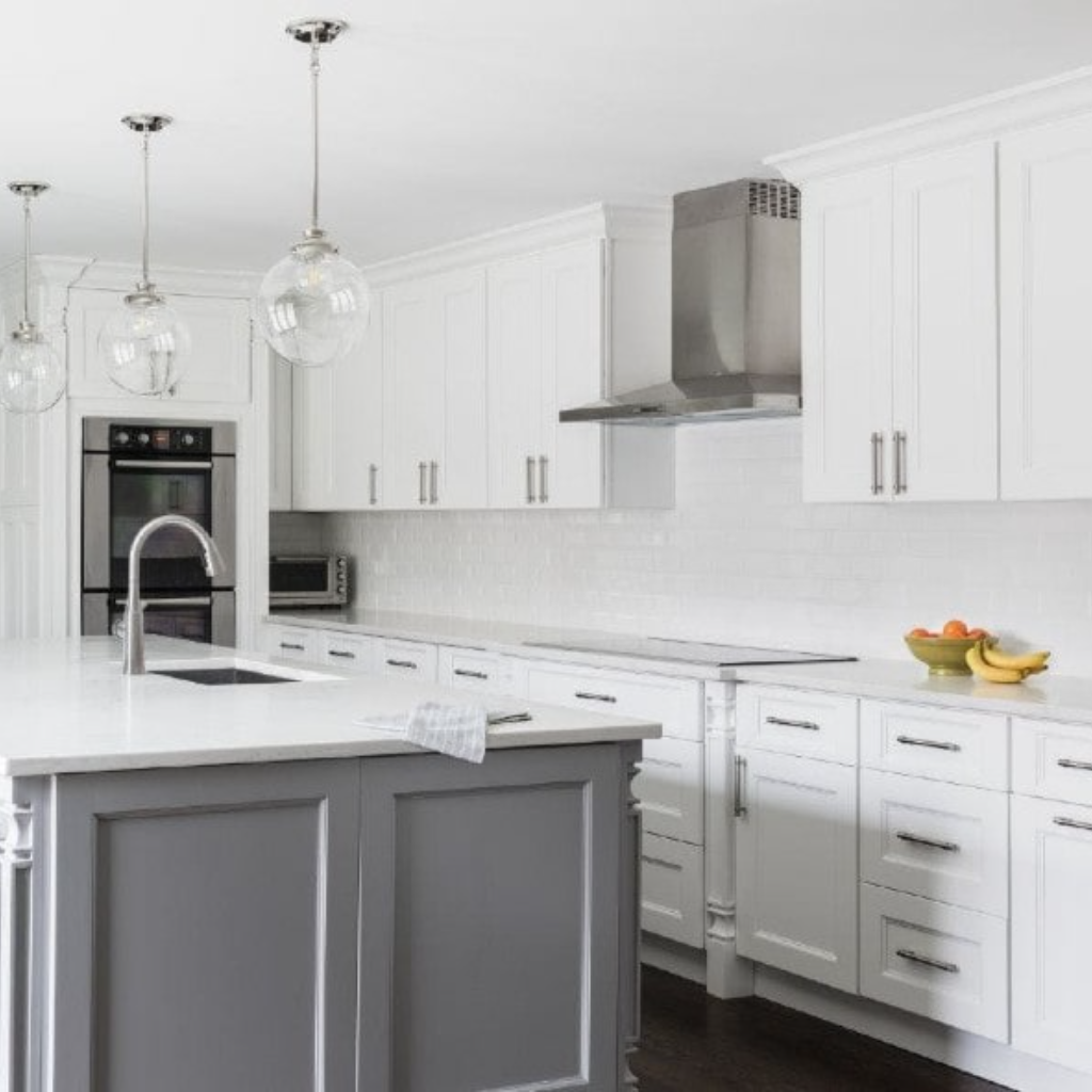 Pin on White Shaker Kitchen Design Ideas