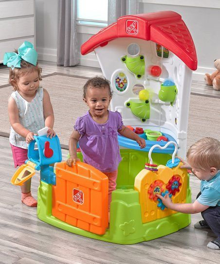 Step2 Toddler Corner House   Zulily   Cool toys for boys ...
