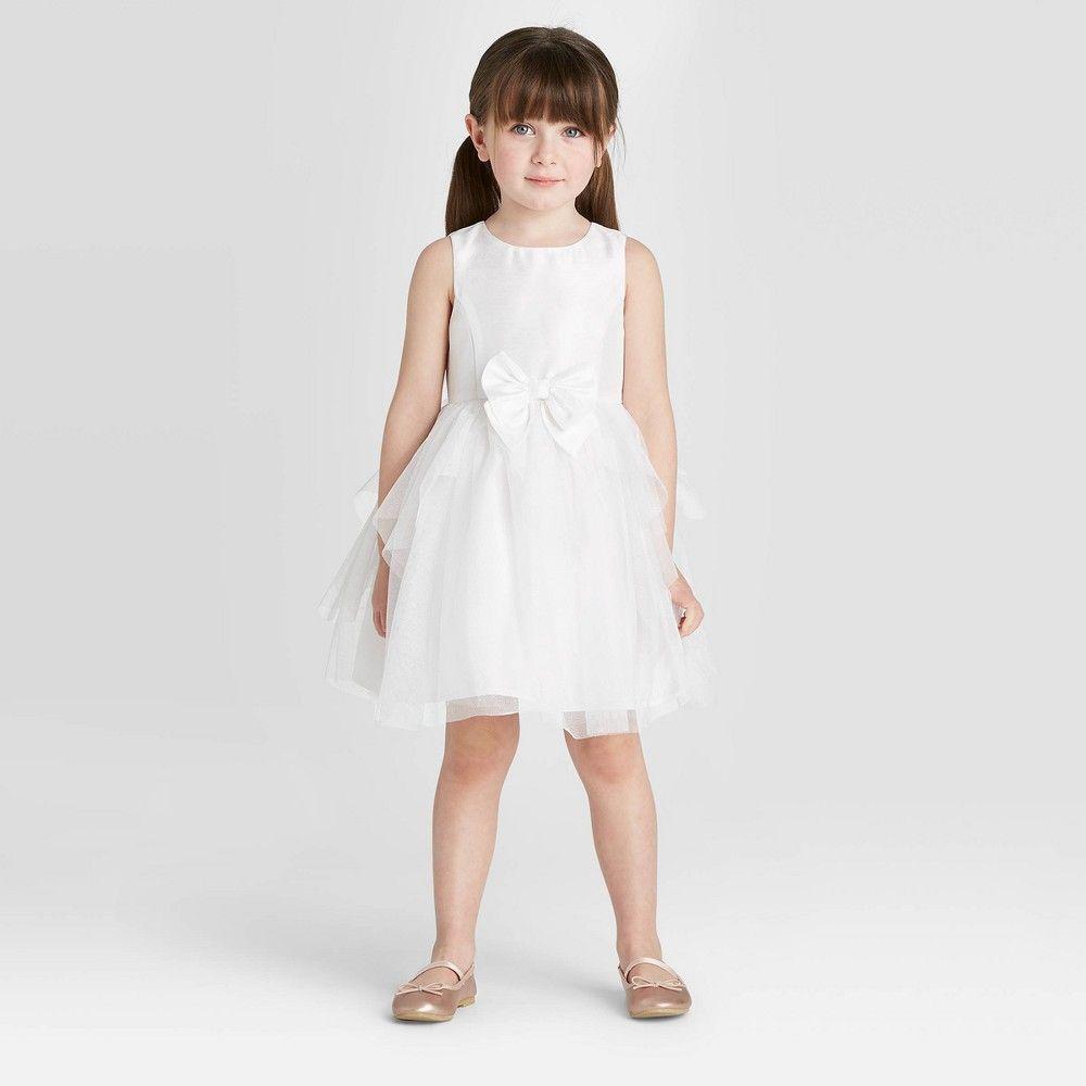 Zenzi Toddler Girls Glitter Tulle Flower Girl Dress Off White 3t Beige White Flower Girl Dresses Tulle White Flower Girl Dresses Flower Girl Dresses [ 1000 x 1000 Pixel ]