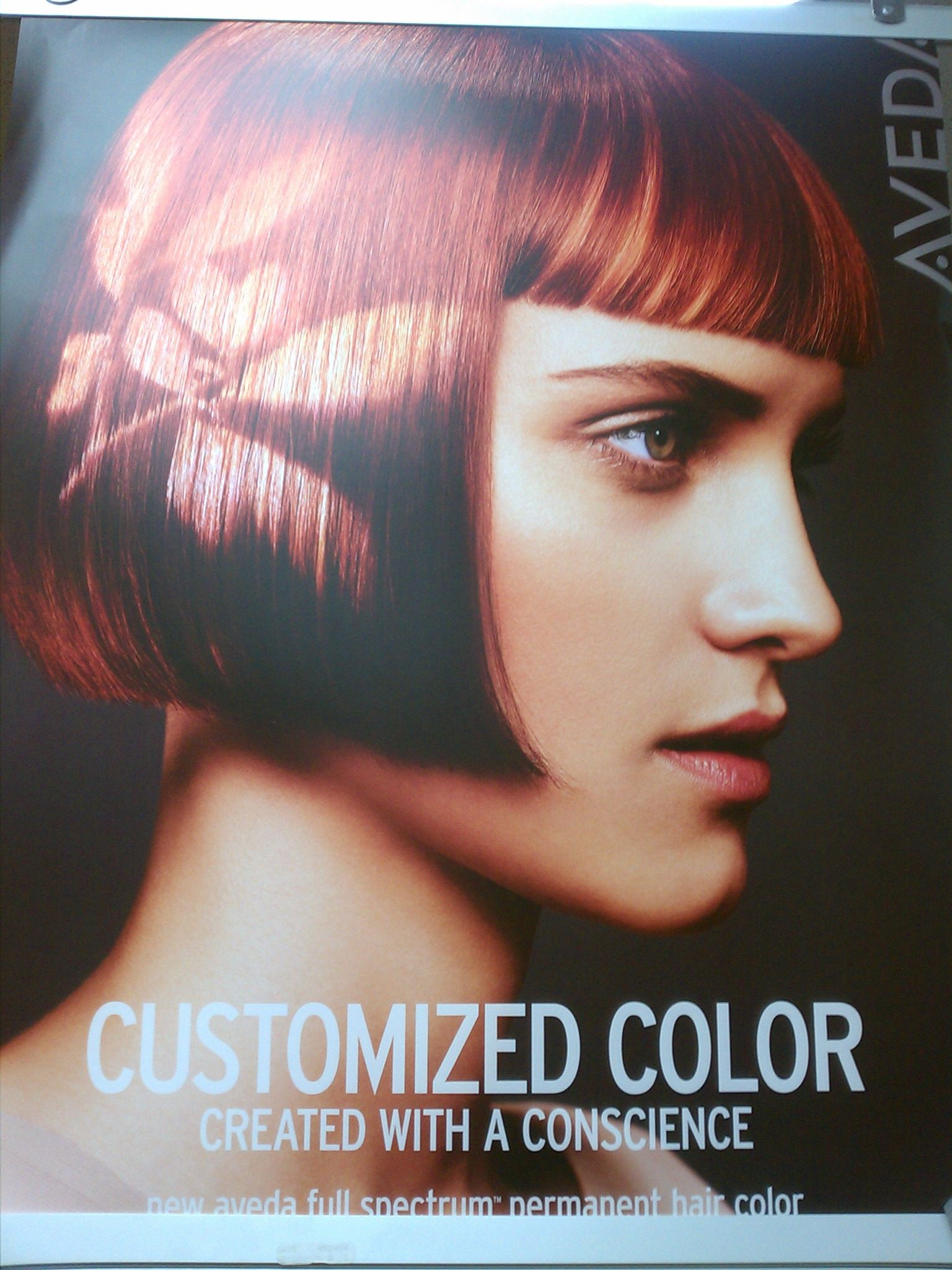 Beautiful customized color created with a conscience inspiration