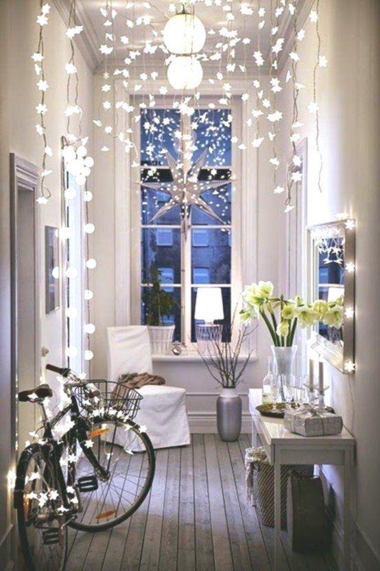 Einrichtung Ideen IKEA einrichten Deko dekorieren Winter Weihnachten Weihnachtsz... #ikeaideen