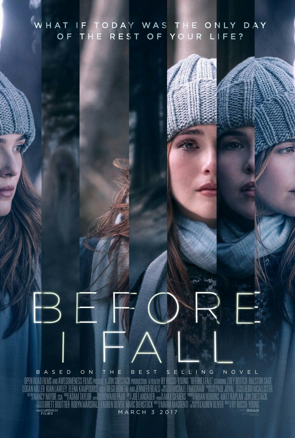 Before I Fall Saw This Movie A Week Ago Incredible It Made Me Think Everything In My Life Again Romantic Movies Good Movies Romance Movies
