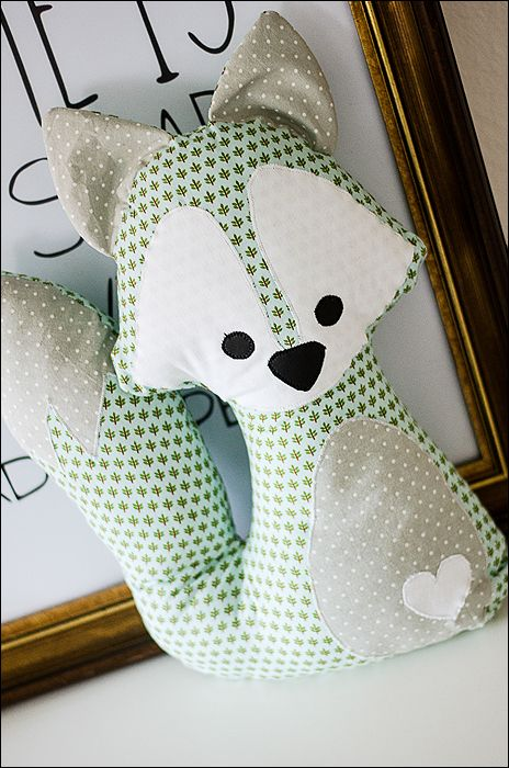 Sewing, Nähen, Fox, Fuchs, Pattern | Sewing | Pinterest | Fuchs ...
