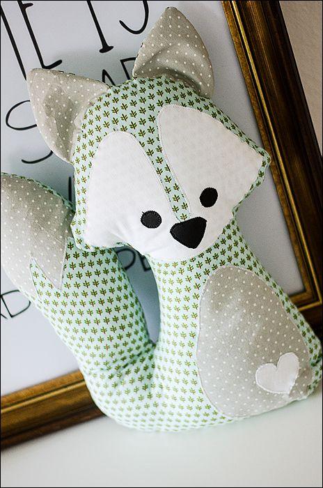 Sewing, Nähen, Fox, Fuchs, Pattern | SEWING IDEAS | Pinterest ...