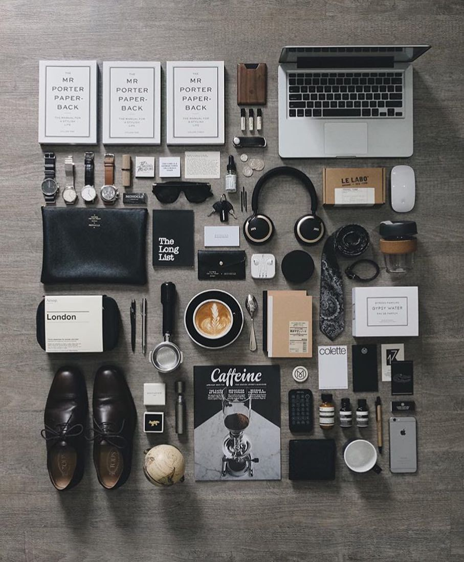 Knolling Photography: 4 Tips to Get Organized - YouTube