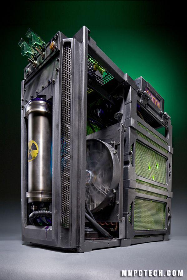 Cooler Master Case Mod Hr Giger Tribute Project Biomechanical