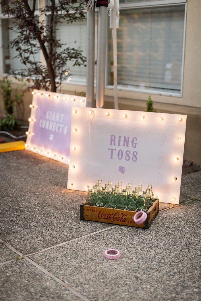 ring toss wedding lawn game | fabmood.com #outdoorwedding