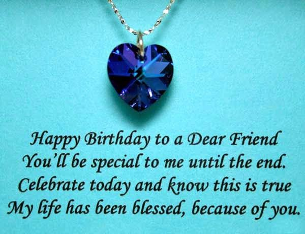 Happy Birthday Wishes Quotes For Best Friend – Quotes for Best Friends Birthday Cards
