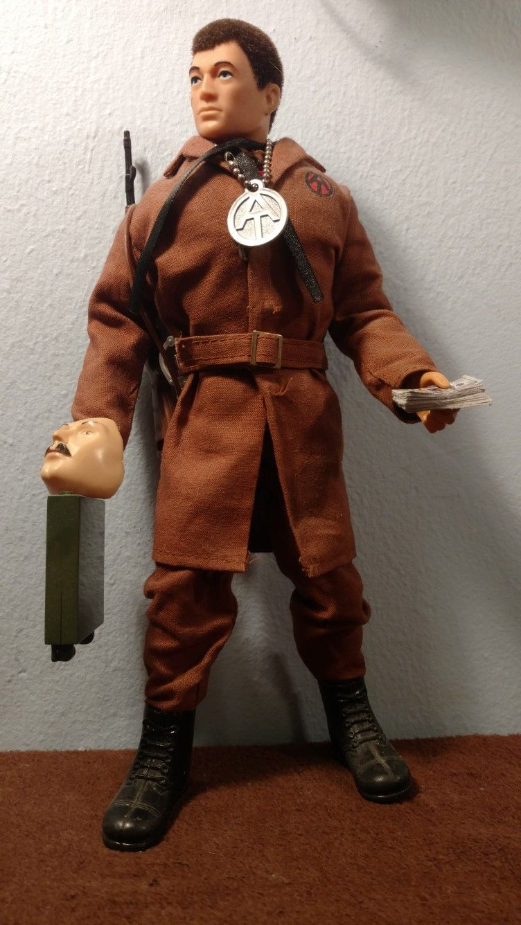 Secret Agent without the mask. Excellent condition. Gi
