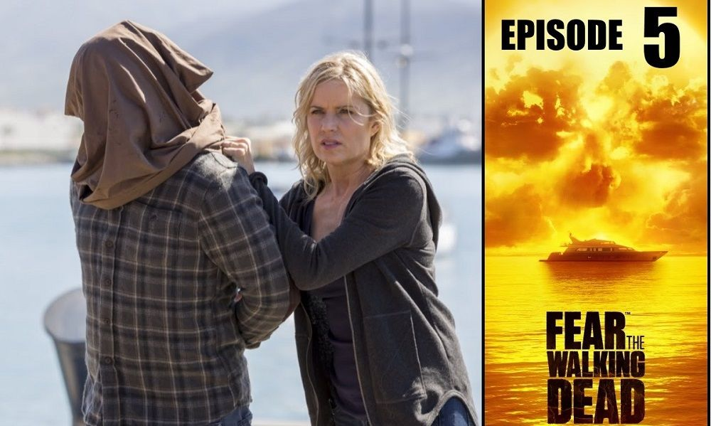 Fear The Walking Dead 205 Captive And Trojan Horse Walkers The Walking Dead The Walk Dead Walking Dead
