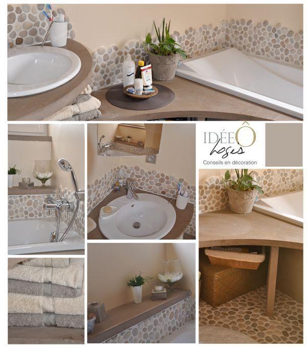 salle de bains avec galets recherche google - Salle De Bain Avec Galet