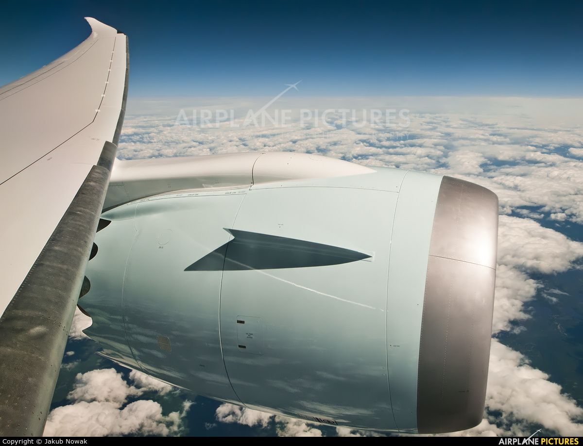 Air Canada Boeing 7878 Dreamliner at International In