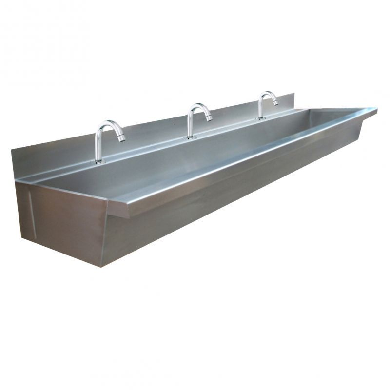Superb Stainless Steel Wash Trough