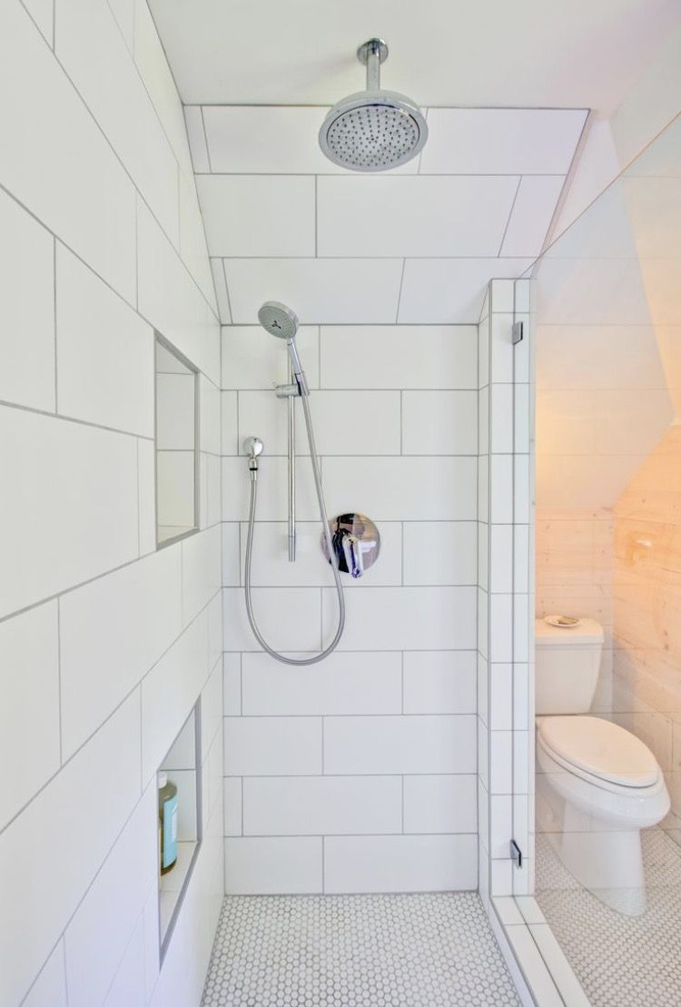 extra large subway tile white