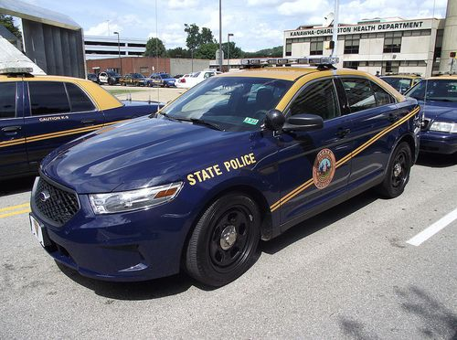 West Virginia State Police Ford Taurus Interceptor Police Cars Police Truck State Police