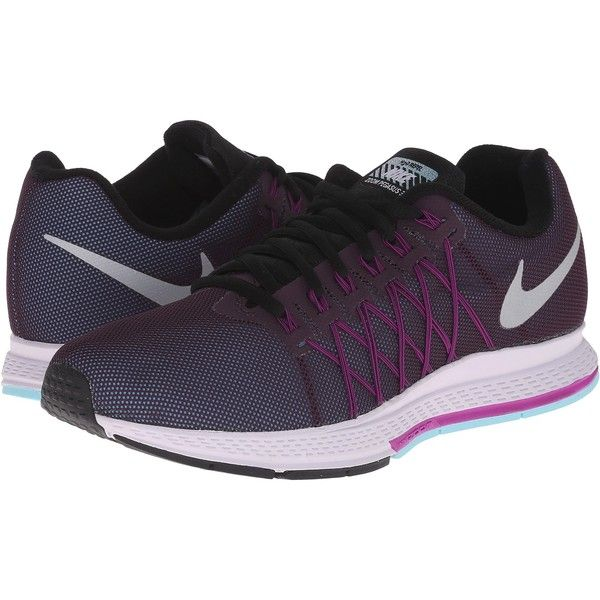 super popular 9b060 a8c99 ... new zealand nike air zoom pegasus 32 flash womens running shoes 100  liked on polyvore 21d00
