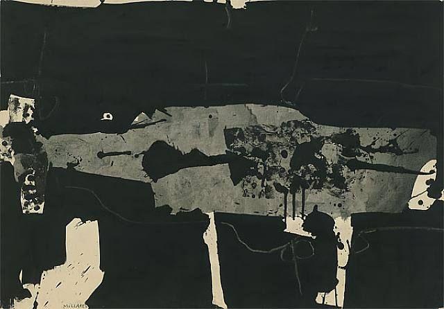Untitled Manolo Millares (Spanish,...