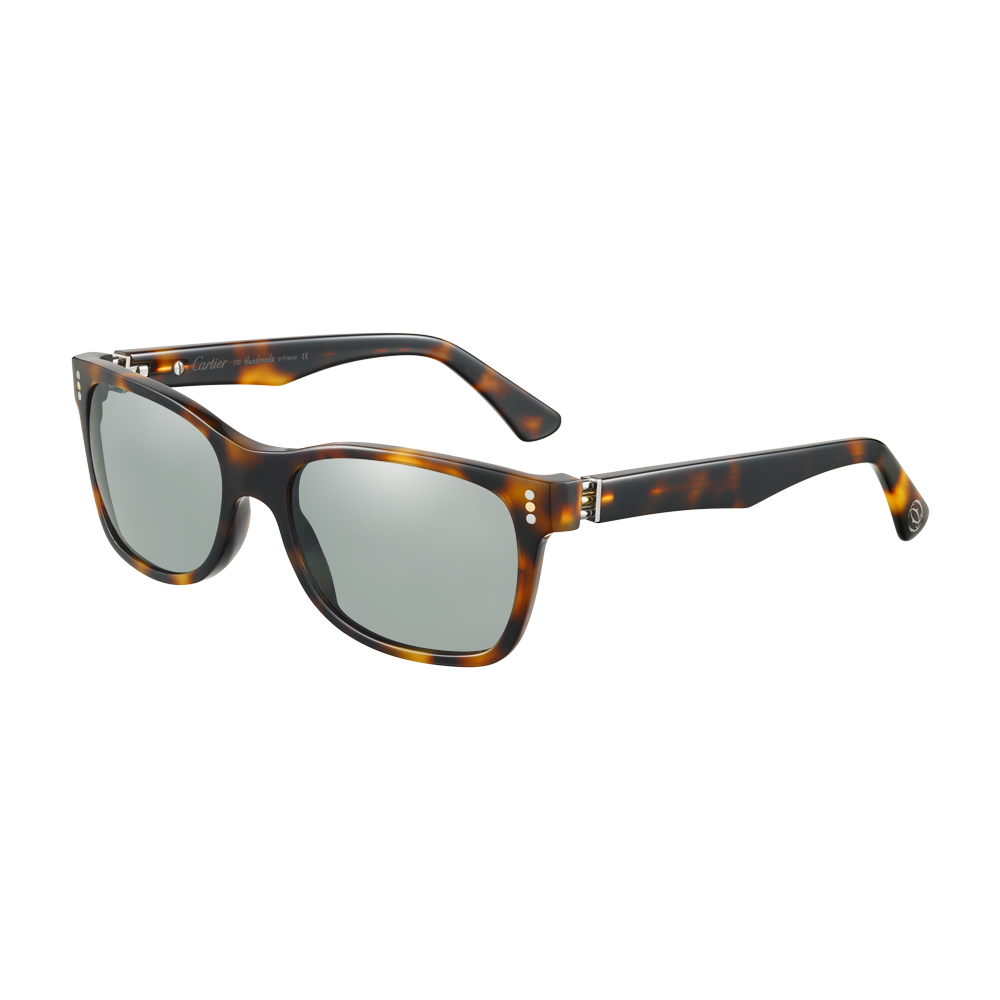 1fdb9168c7 Collection Première Cartier composite sunglasses Soldes Sur Lunettes De  Soleil Ray Ban, Lunettes De Soleil