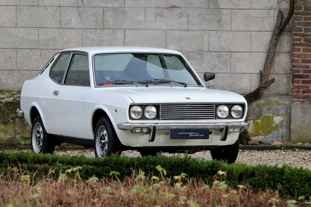 1972 Fiat 128 Sl Coupe 1100 Only 2 587 Km Classic Driver