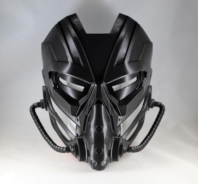 Mortal Kombat 11 Kabal Mask In 2020 Mortal Kombat Black Panther