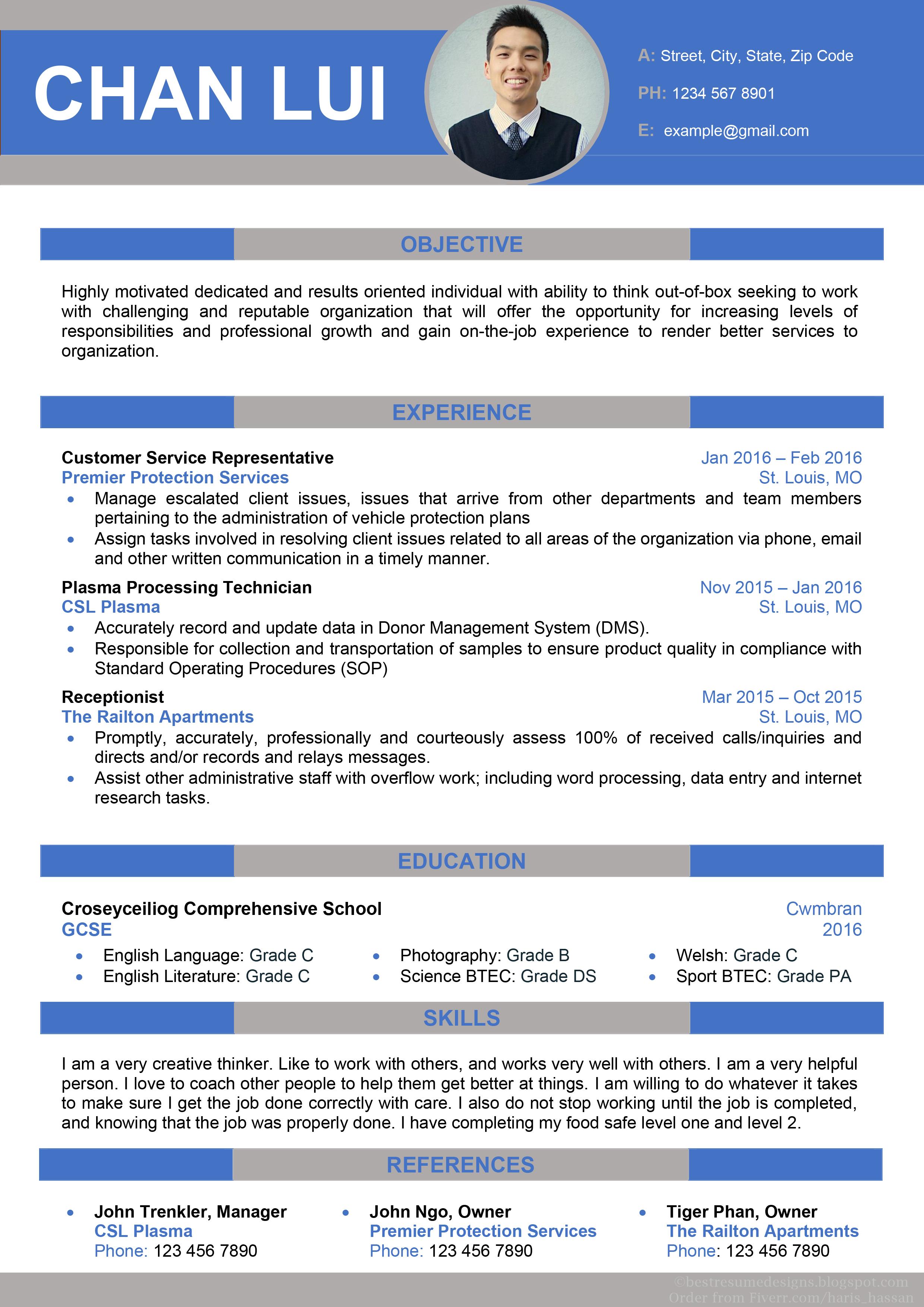 Cv Design No 11 Cv Design Resume Design Cv Examples