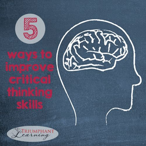 the growing need for the development of critical thinking The world's most successful companies are using this growth hack  originally  answered: can critical thinking skills be increased  you need foundational  knowledge about something first before you get to the more specific complex  issues.