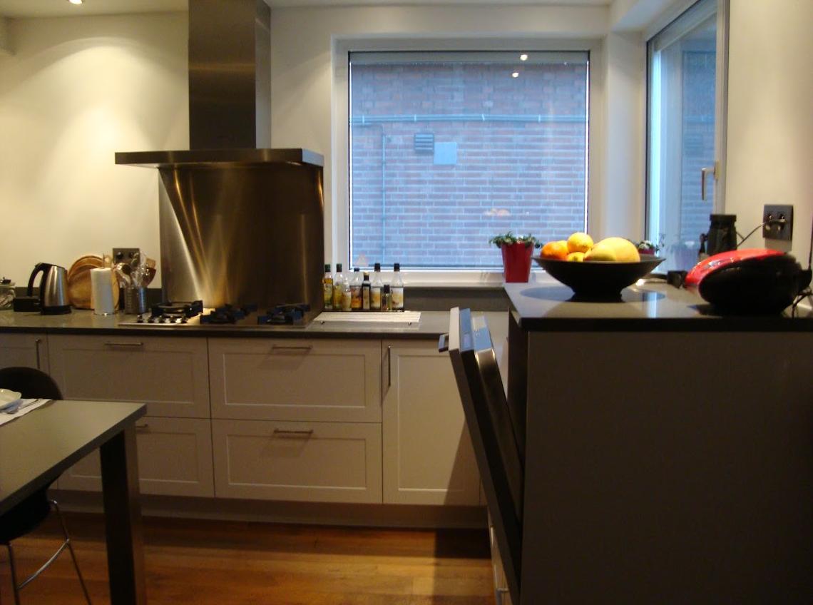 Ergonomie De Keuken : Deze keuken van vasco heeft een vaatwasser op hoogte en speelt