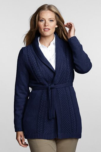 Navy Belted Cardigan Sweater | Kelly's Wish List/ Christmas Wishes ...
