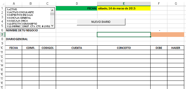 Descarga Gratis Tu Sistema Contable En Excel Y