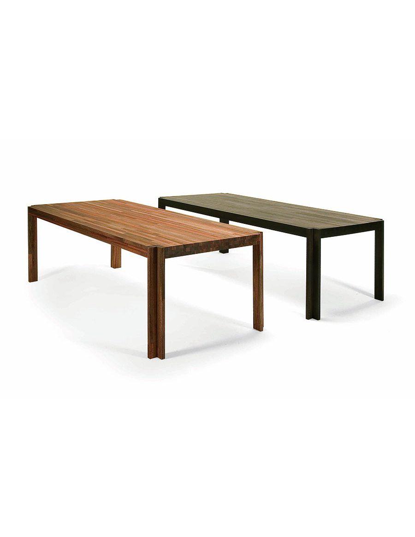 Linteloo Ulukaju tafel | Van der Donk interieur | Eettafels | Pinterest