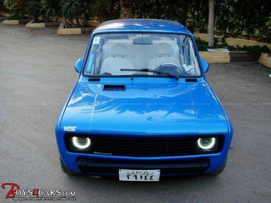 Fiat 126 - Lexikon, Datenblätter