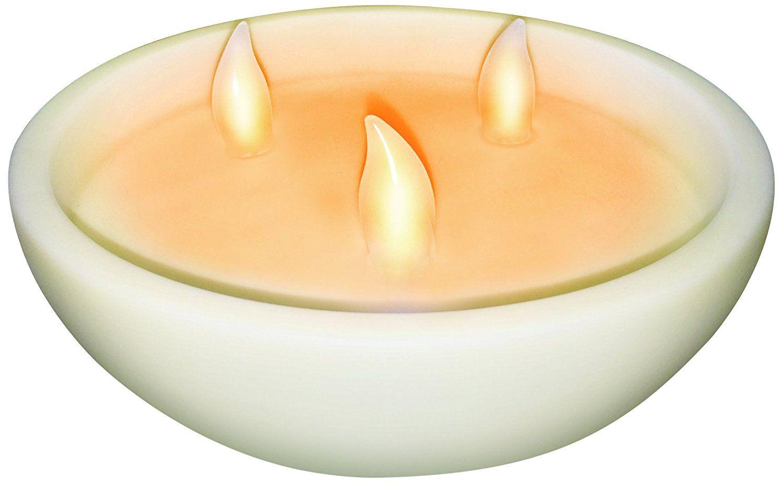 Banana boat bbwcanr led flameless wick candle light ueue check