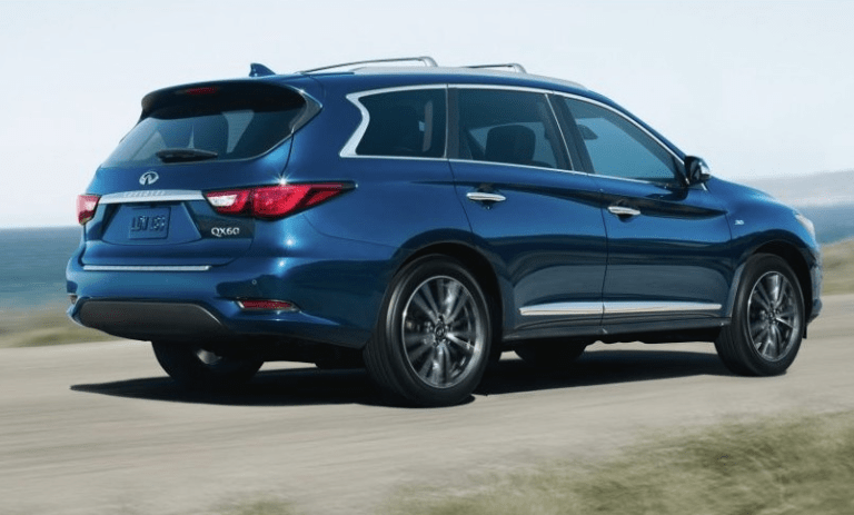 The 2020 Infiniti Qx60 Redesign Leaks Release Date Price The New Infiniti Qx60 Model Will Be A Potent Mixture Of Design And Infiniti New Cars New Infiniti